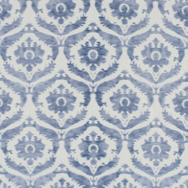 Athena Aegean Blue Fabric