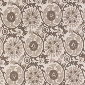 Milly Platinum Fabric