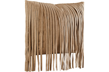 Fringe Pillow