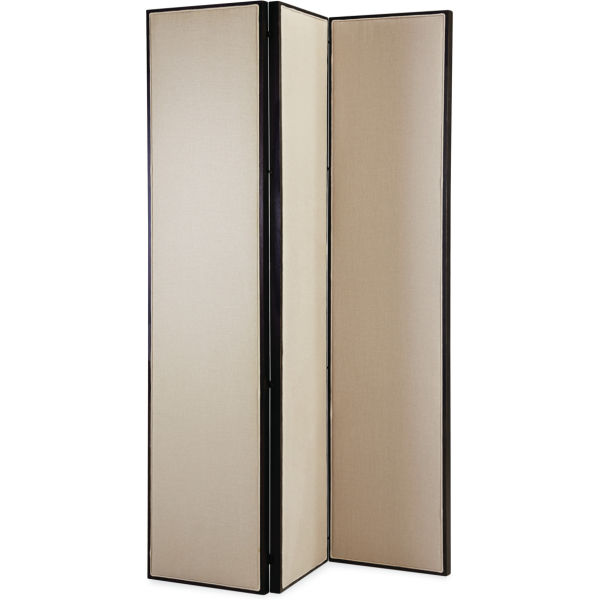 L114 60 Leather Tall Screen At Lee Industries