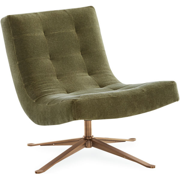 1538 01sw Swivel Chair At Lee Industries