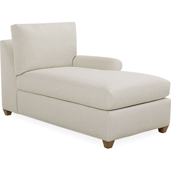 5710 85rf One Arm Chaise At Lee Industries