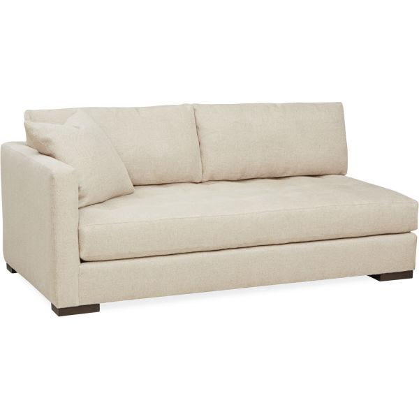 Amazing 5852 18Lf One Arm Sofa At Lee Industries Ibusinesslaw Wood Chair Design Ideas Ibusinesslaworg