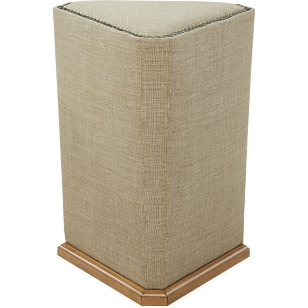 9302 10 Tripe Triangle Ottoman At Lee Industries