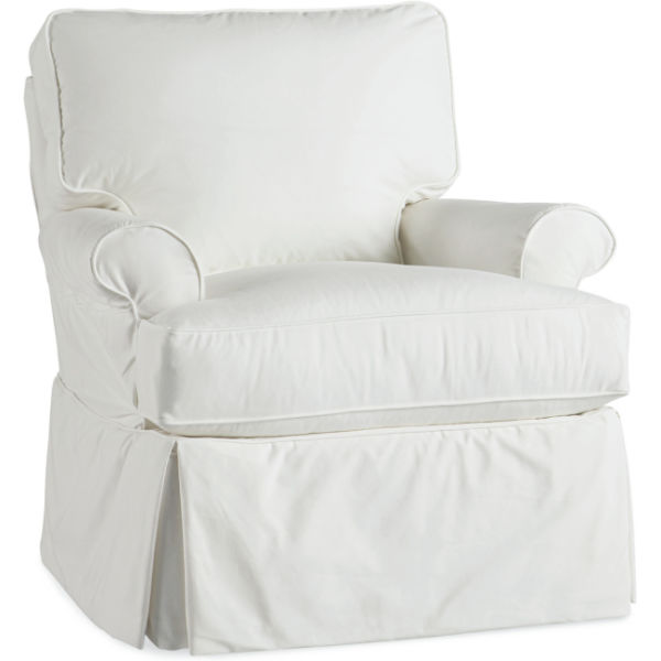 C3794 01 Slipcovered Chair At Lee Industries