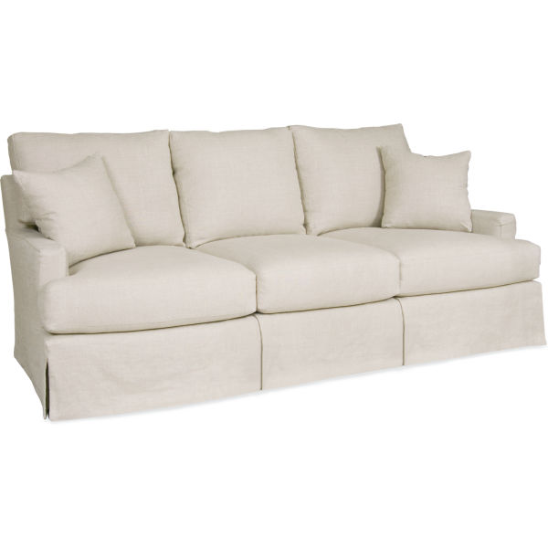 C3972 03 Slipcovered Sofa At Lee Industries