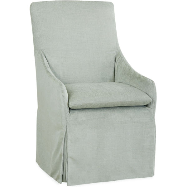 C5104 41c Slipcovered Dining Chair At Lee Industries