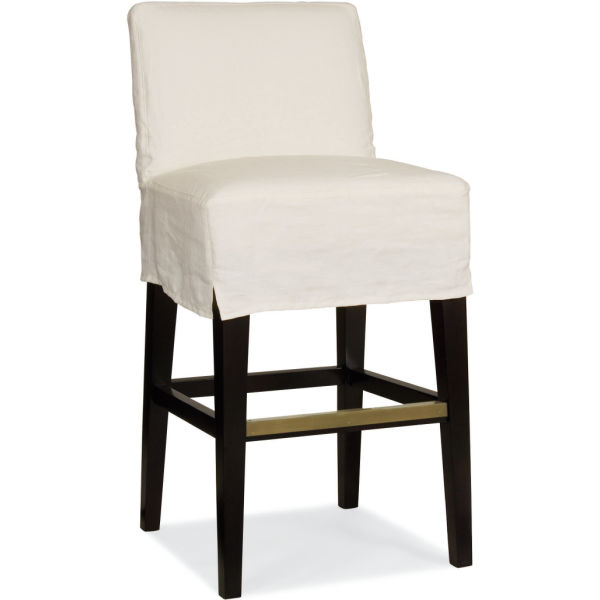 C7001 52 Slipcovered Bar Stool At Lee Industries