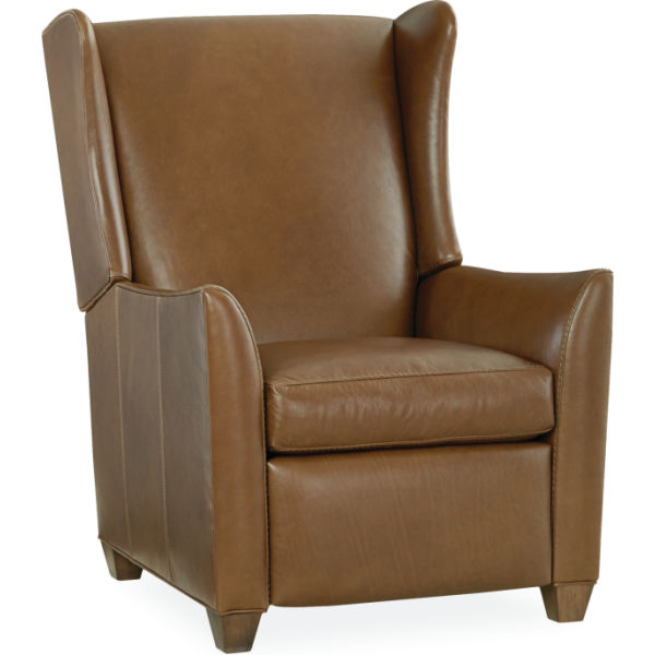 L1822 01r Leather Relaxor At Lee Industries