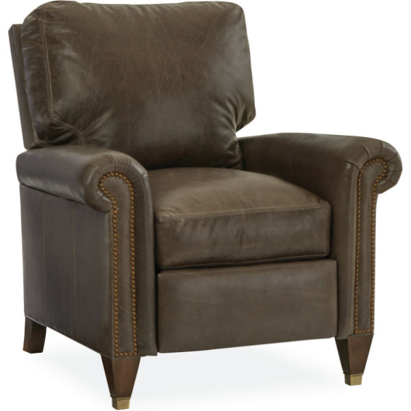 L1964 01r Leather Relaxor At Lee Industries