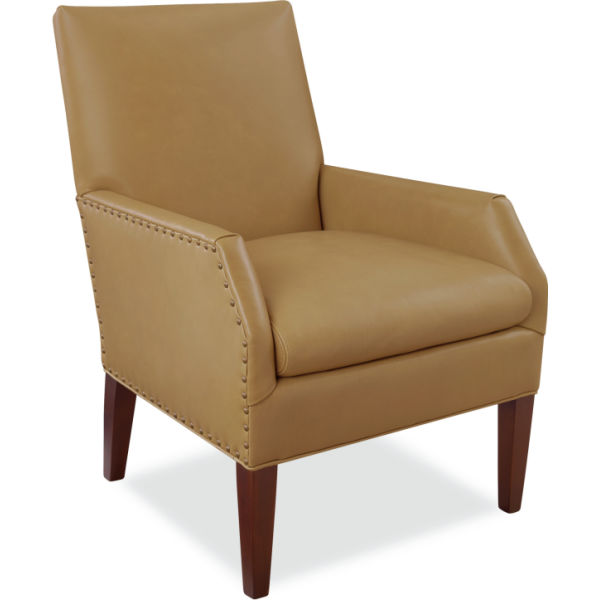 L3203 01 Leather Chair At Lee Industries