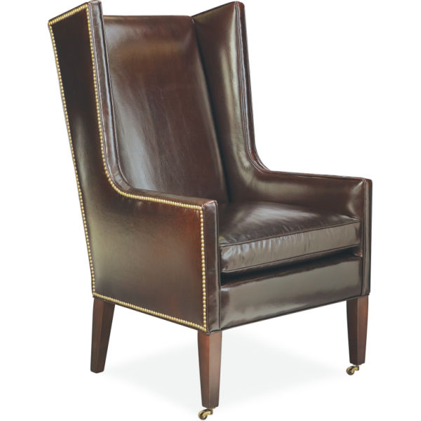 L3915 41 Leather Host Chair At Lee Industries
