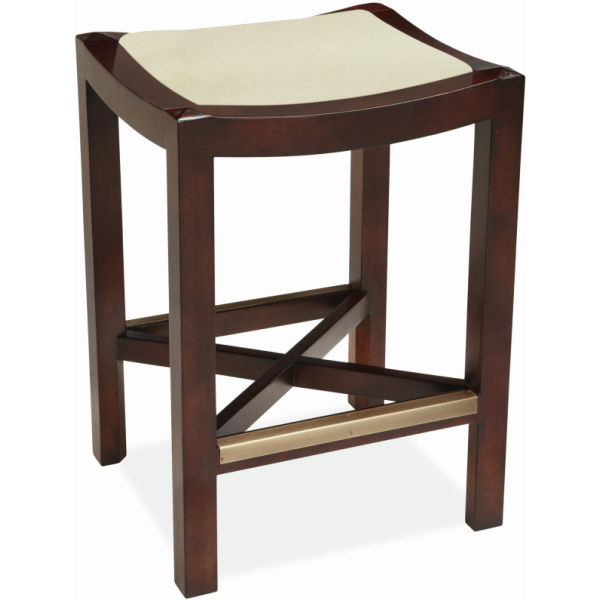 L7575 54 Leather Counter Stool At Lee Industries