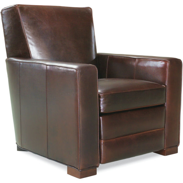 L7924 01r Leather Relaxor At Lee Industries