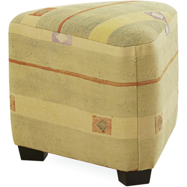R9001 00 Antique Rug Ottoman At Lee Industries