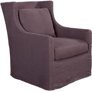 C1011 01 Slipcovered Chair At Lee Industries
