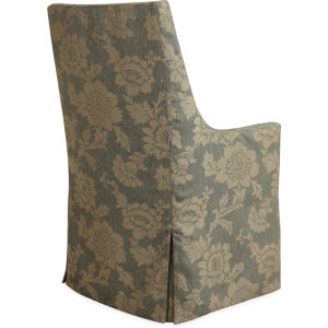 C5471 41c Slipcovered Dining Arm Chair At Lee Industries