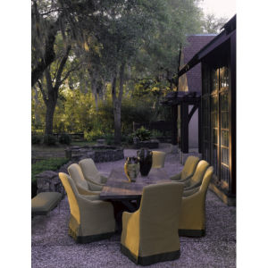Us104 01c Mimosa Outdoor Slipcovered Chair At Lee Industries